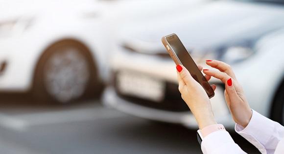 SMS оплата паркування