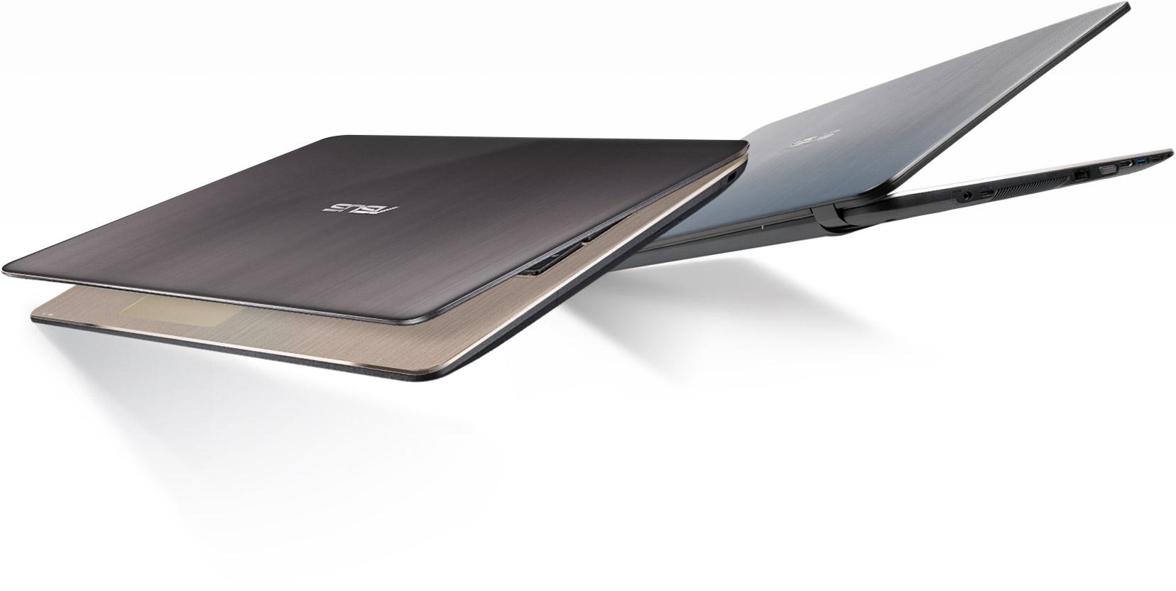 Огляд доступного ультрабука ASUS VivoBook X540YA