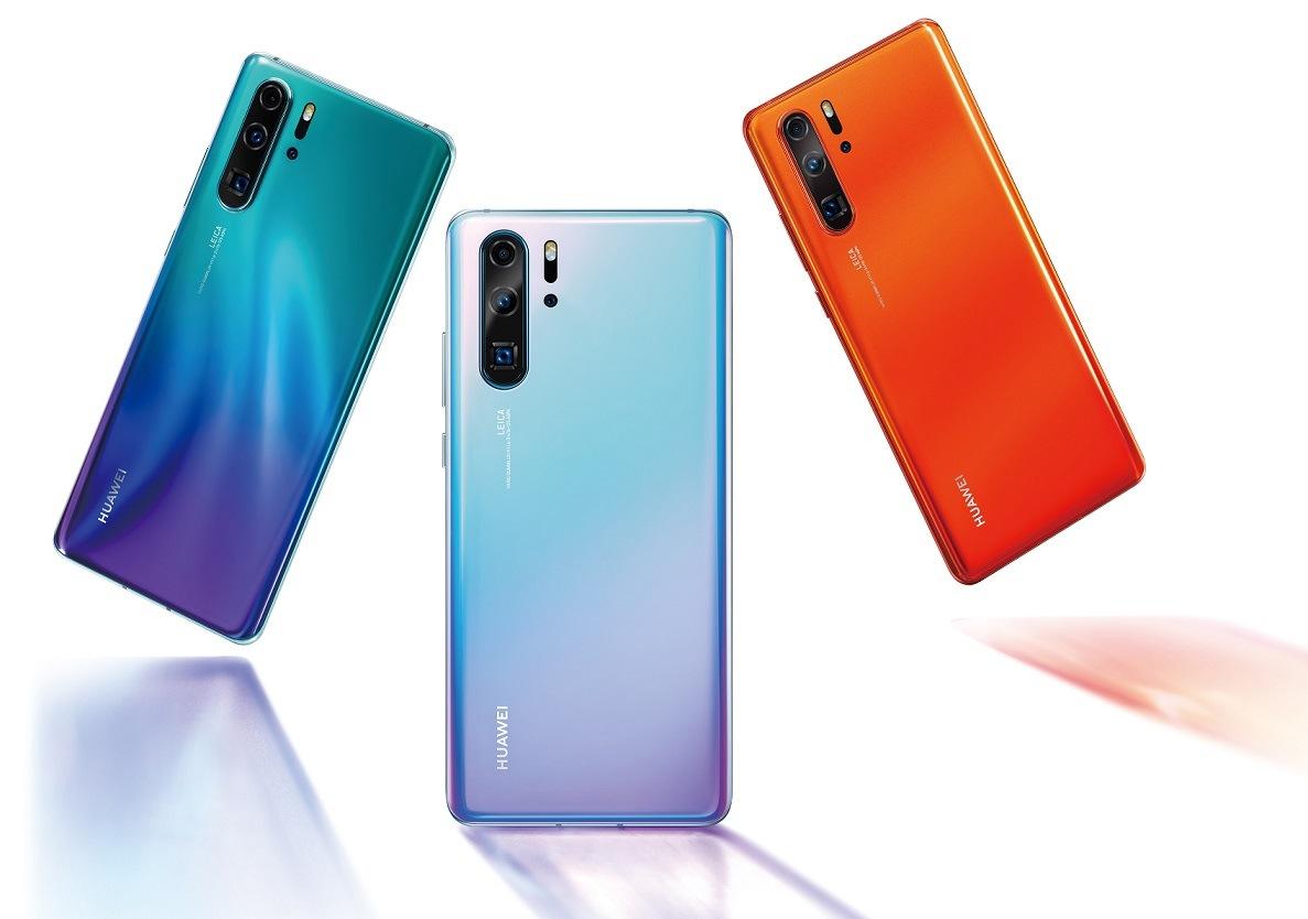 Огляд Huawei P30 Pro
