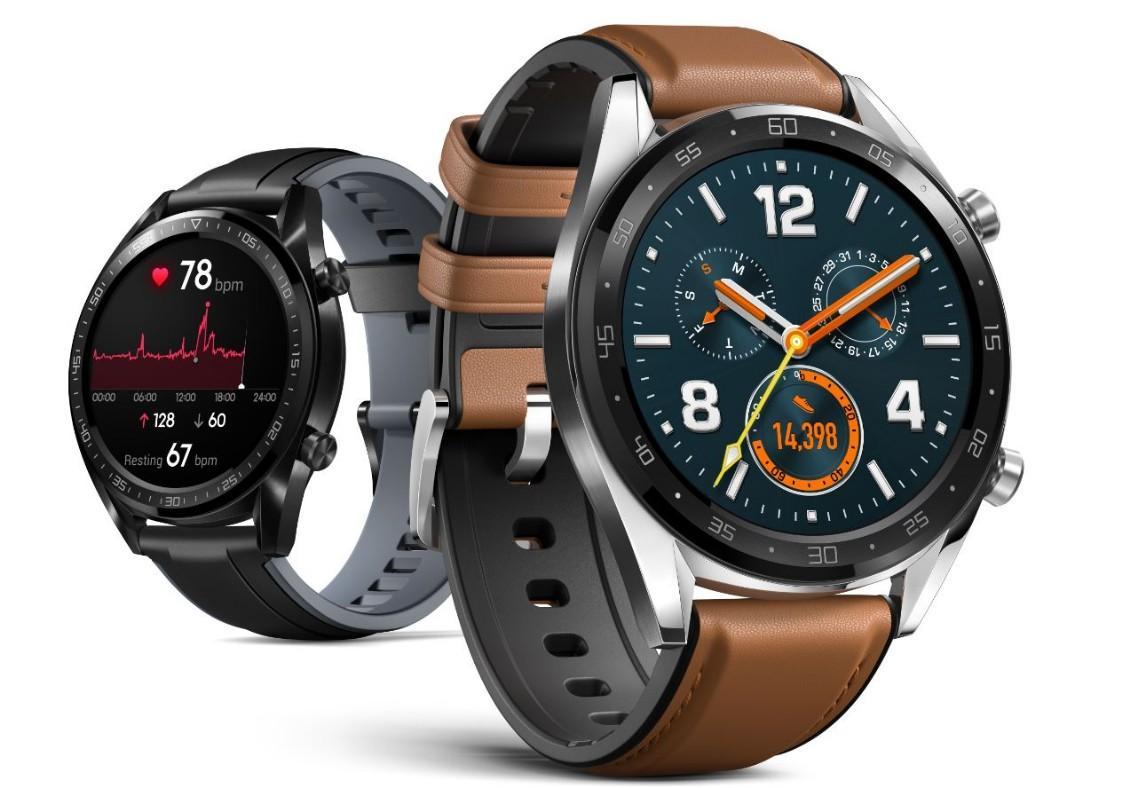 Кроме смартфонов: умные очки, часы и беспроводные наушники на презентации Huawei 2019