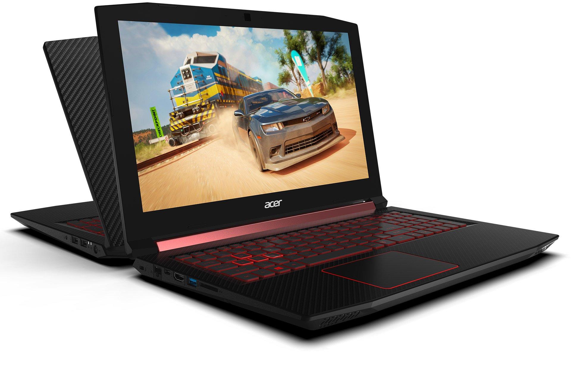 Ігровий ноутбук за розумні гроші: огляд Acer Nitro 5 AN515-52-71CK