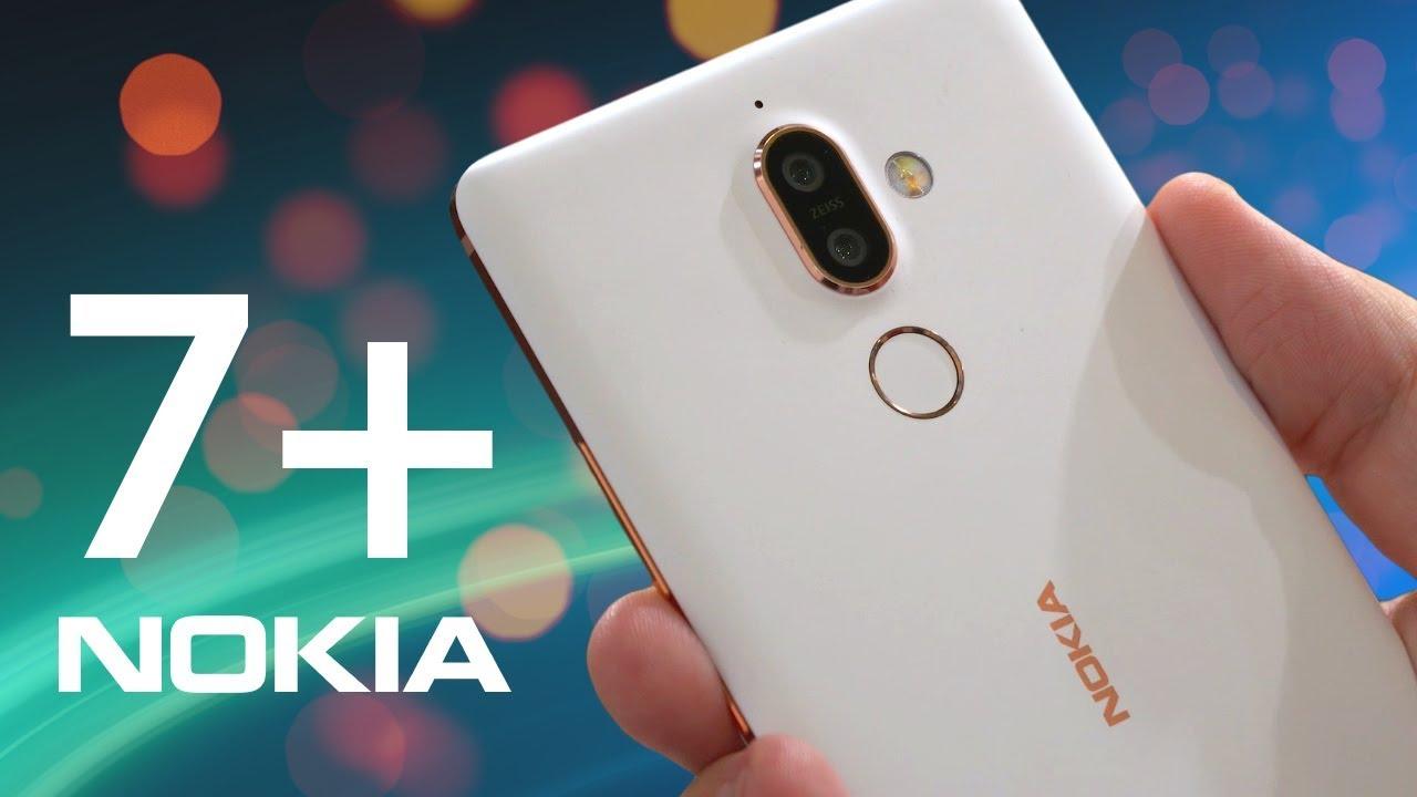 Обзор смартфона Nokia 7 Plus: флагман середнячков