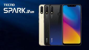 Обзор смартфона Spark 3 Pro