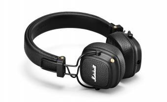 Огляд навушників Marshall Major III Black та їхньої Bluetooth-версії