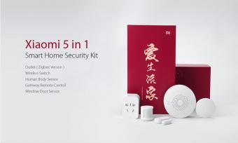 Огляд комплекту для створення «розумного» дому Mi Smart Home Security Kit
