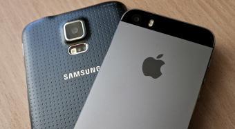 Samsung и Apple: как конкурируют два главных мобильных бренда