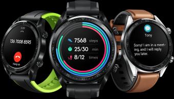 Обзор смарт-часов Huawei Watch GT: если важна длительная автономность