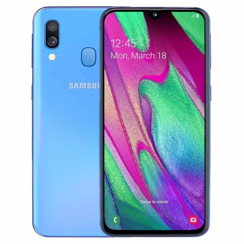 ae01594c241d2 Samsung Galaxy A40 64GB - купить мобильный телефон: цены, отзывы ...
