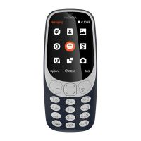 Мобильный телефон Nokia 3310 Dual Sim Dark Blue