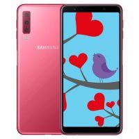 Смартфон Samsung Galaxy A7 2018 Pink