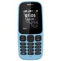 Мобильный телефон Nokia 105 TA-1034 Dual Sim Blue