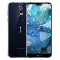 Смартфон Nokia 7.1 Dual Sim 4/64GB (TA-1095) Indigo