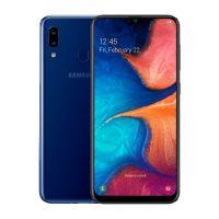 Смартфон Samsung Galaxy A20 2019 Blue