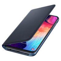 Чохол Samsung Wallet Cover для Galaxy A50 2019 (EF-WA505PBEGRU) Black