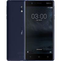 Смартфон Nokia 3 Dual Sim Tempered Blue