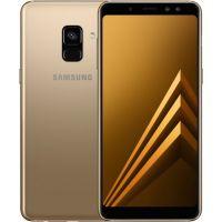 Смартфон Samsung Galaxy A8 2018 4/32GB Gold