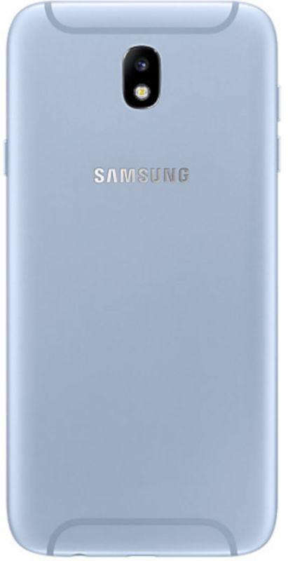 Смартфон Samsung Galaxy J7 2017 Silver недорого