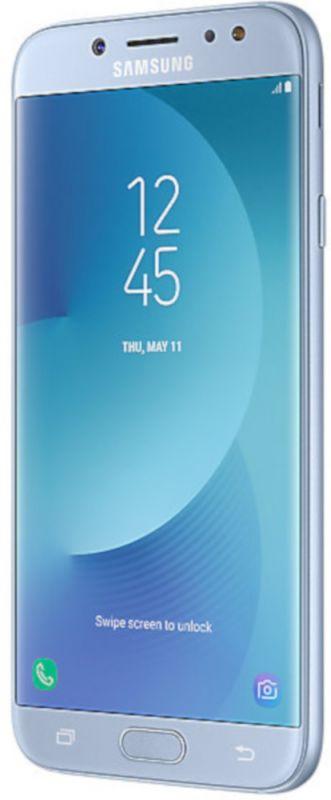 Смартфон Samsung Galaxy J7 2017 Silver в Украине