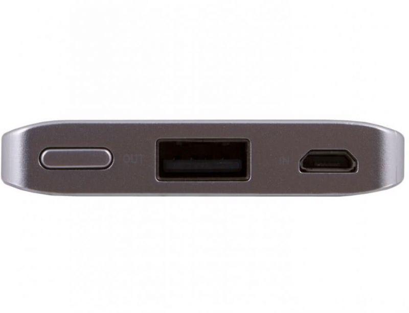 Портативный аккумулятор 6000mAh Global DP662 White в Украине