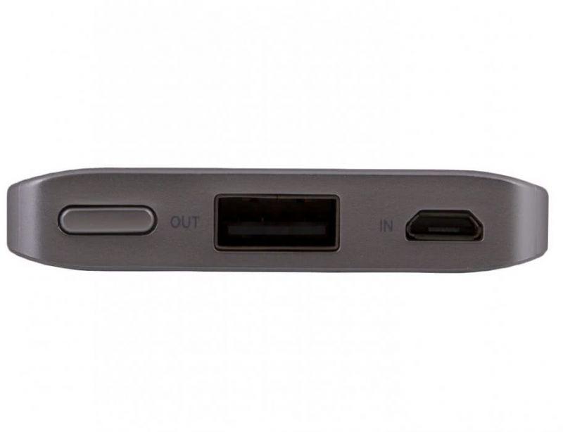Портативний акумулятор 6000mAh Global DP662 (1283126470479) Turquoise недорого