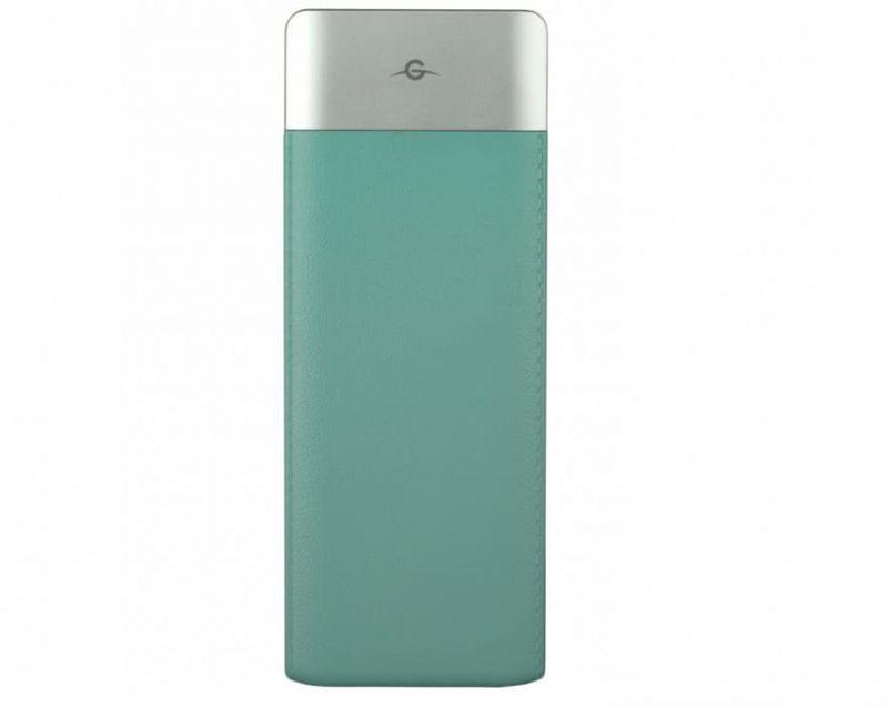 Портативный аккумулятор 6000mAh Global DP662 (1283126470479) Turquoise