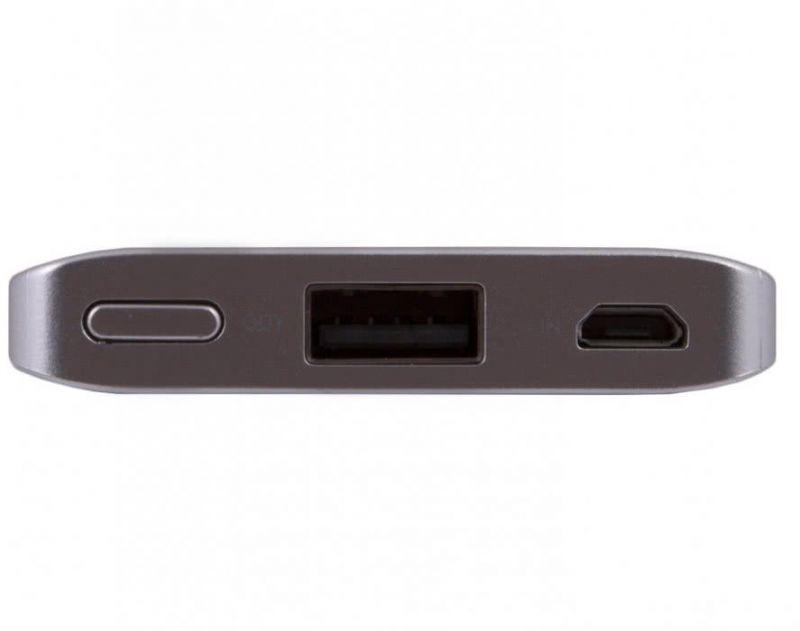 Портативный аккумулятор 6000mAh Global DP662 (1283126470493) Pink недорого