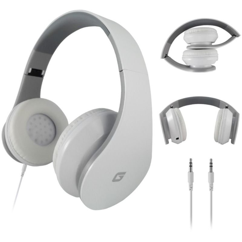Наушники G.Sound D5024Wt (1283126461279) White