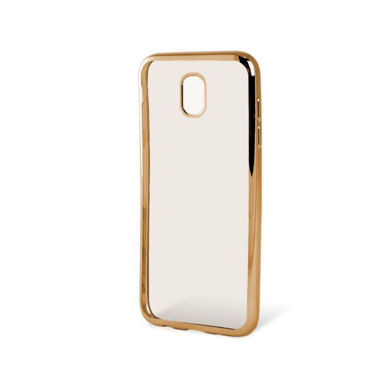 Чехол GlobalCase TPU Electro для Samsung Galaxy J5 2017 (Gold)