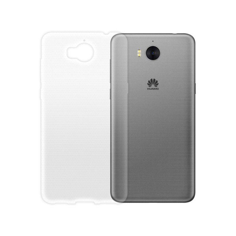 Чохол GlobalCase TPU Extra Slim для Huawei Y5 2017 (Clear)
