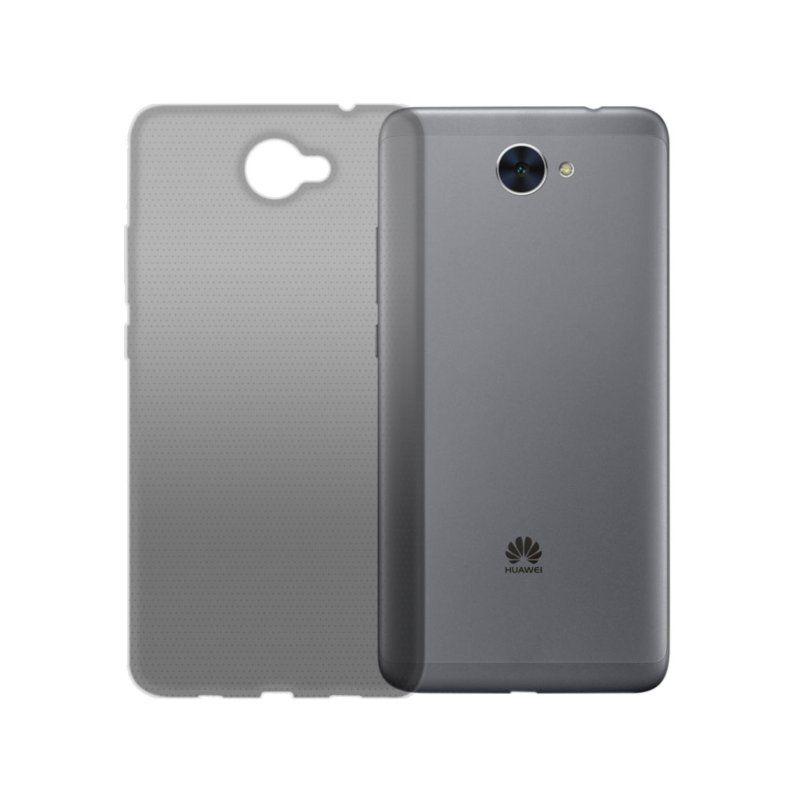 Чехол GlobalCase TPU Extra Slim для Huawei Y7 2017 (Dark)