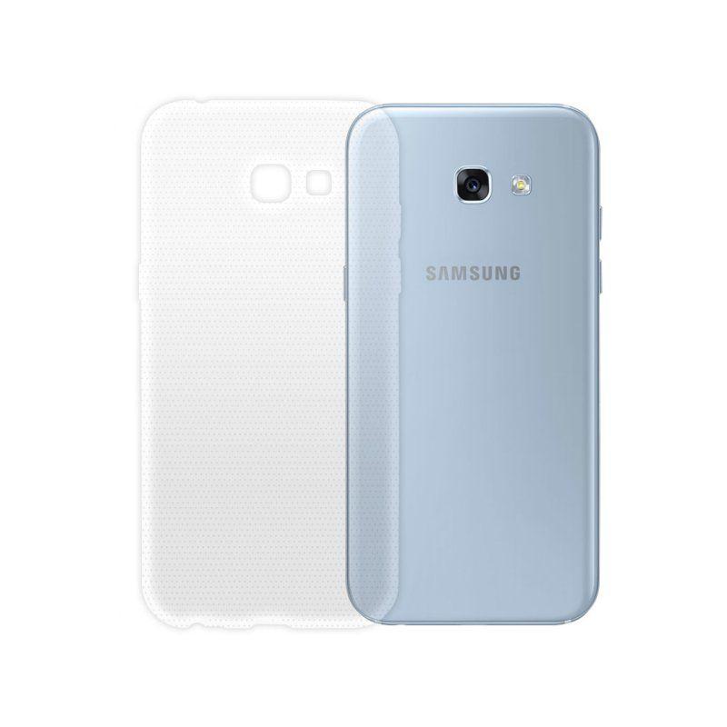 Чехол GlobalCase TPU Extra Slim для Samsung Galaxy A5 2017 (Clear)