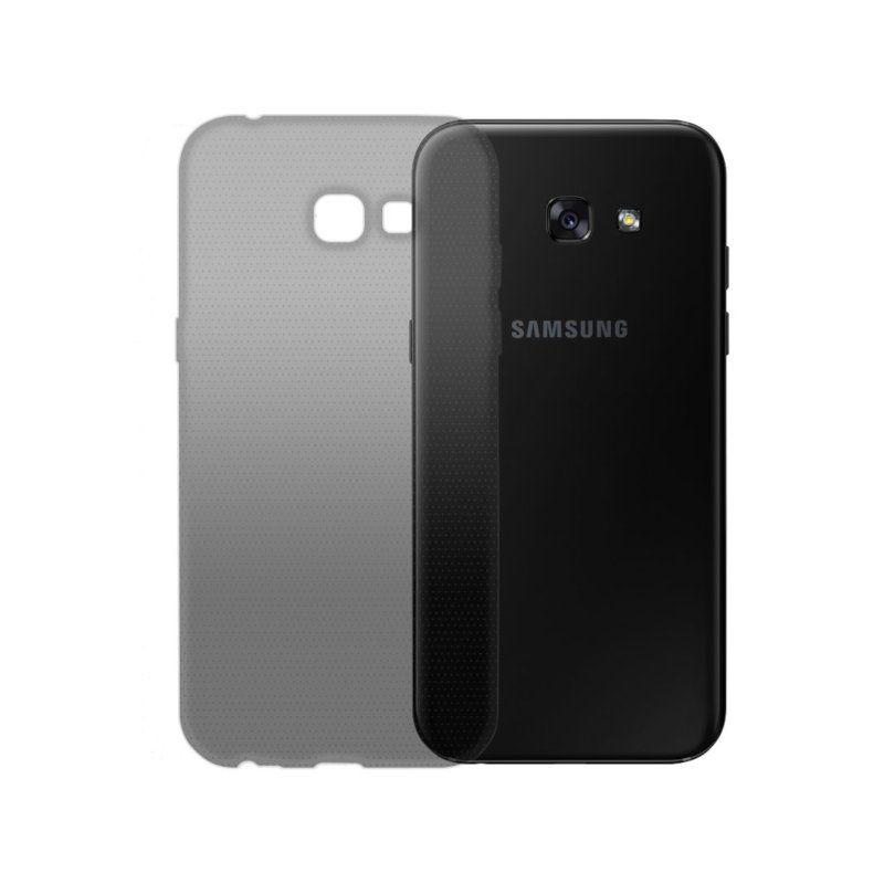 Чехол GlobalCase TPU Extra Slim для Samsung Galaxy A5 2017 (Dark)