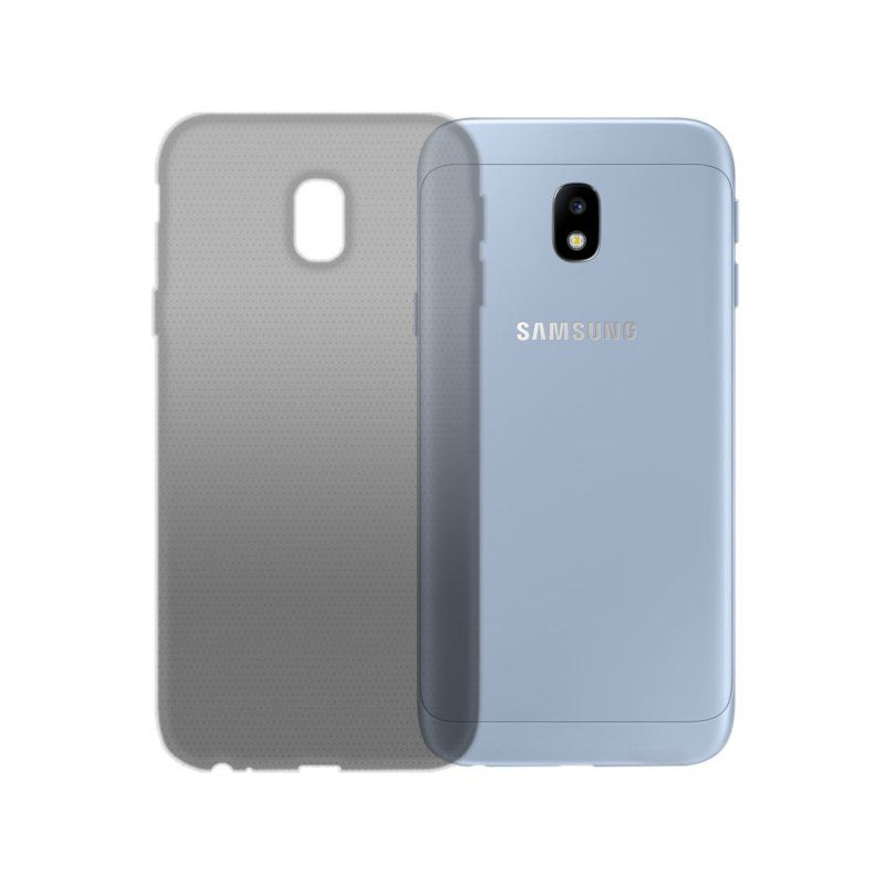 Чехол GlobalCase TPU Extra Slim для Samsung Galaxy J3 2017 (Dark)