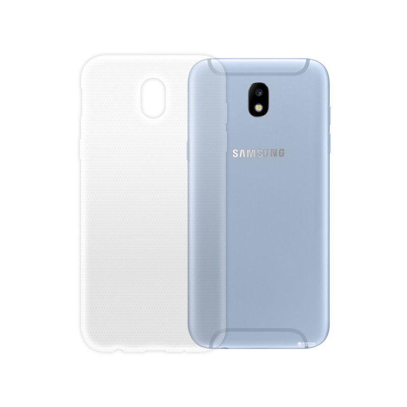 Чехол GlobalCase TPU Extra Slim для Samsung Galaxy J5 2017(Clear)