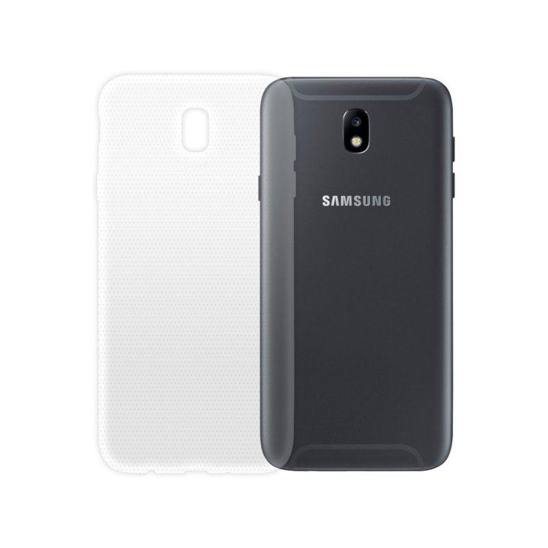 Чехол GlobalCase TPU Extra Slim для Samsung Galaxy J7 2017(Clear)