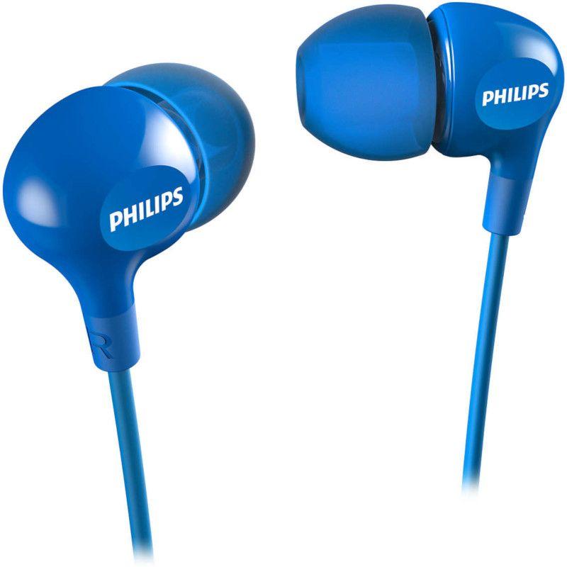 Наушники Philips (SHE3550BL/00) Blue