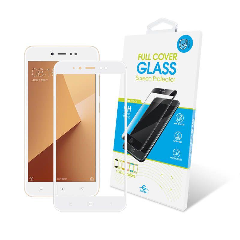 Защитное стекло Global Full Cover для Xiaomi Note 5A (White)