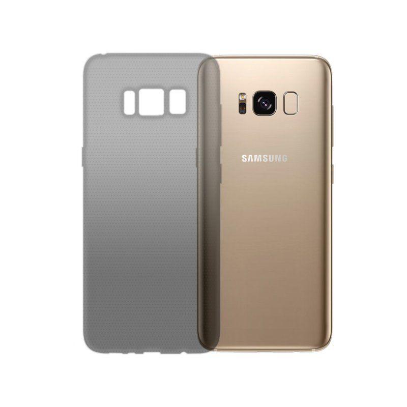 Чехол GlobalCase TPU Extra Slim для Samsung Galaxy S8 (Dark)