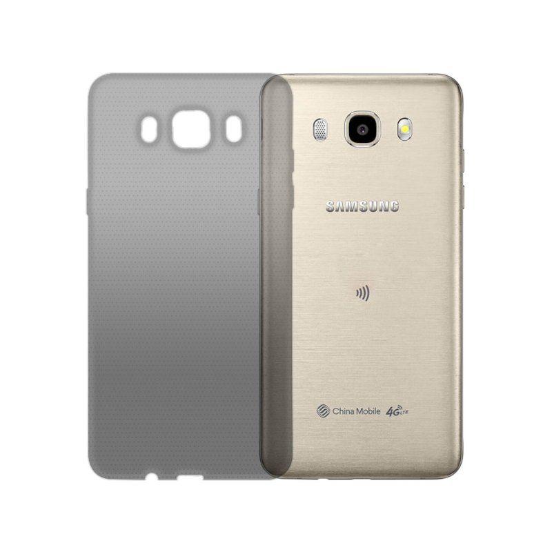 Чохол GlobalCase TPU Extra Slim для Samsung Galaxy J5 2016 (Dark)