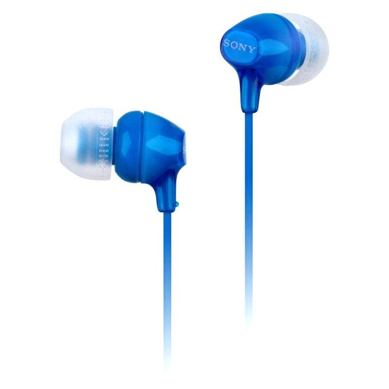 Навушники Sony MDR-EX15LP Blue