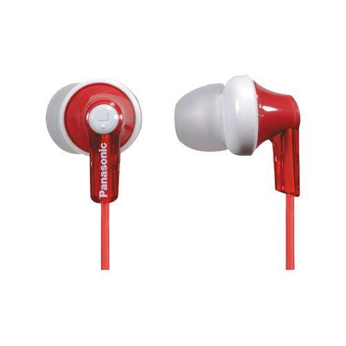 Навушники Panasonic (RP-HJE118GU-R) Red