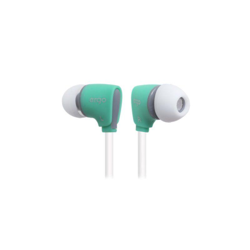 Гарнитура Ergo VM-110 Green