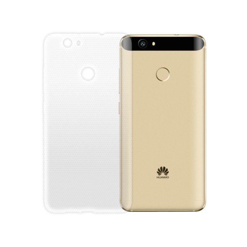 Чехол GlobalCase TPU Extra Slim для Huawei Nova (Clear)