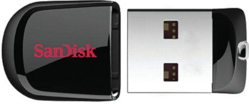 Флеш-память USB SanDisk 64Gb Cruzer Fit (SDCZ33-064G-B35)