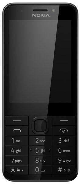 Мобільний телефон Nokia 230 RM-1172 Dual Sim Dark Silver