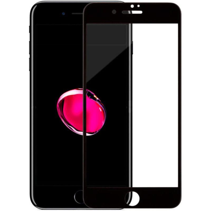Защитное стекло MakeFuture 3D для Apple iPhone 7 Plus (Black)