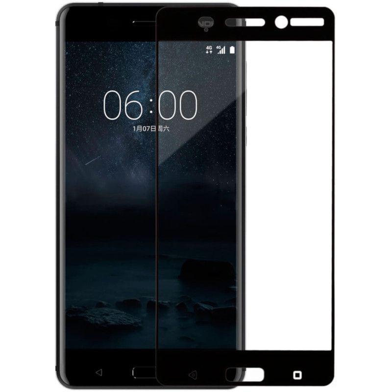 Захисне скло MakeFuture Full Cover для Nokia 6 (Black)