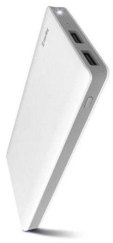 Портативный аккумулятор 10000mAh ColorWay (CW-PB100LPC2W) White