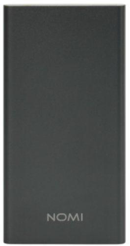 Портативный аккумулятор 5000mAh Nomi E050 (227740) Grey