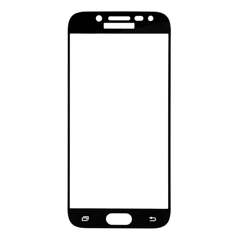 Защитное стекло BeCover для Samsung Galaxy J5 2017 (Black)